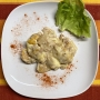 2021 04 19 Spargel Thunfisch Gnocci mit grünen Salat