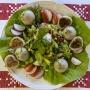 2021 04 30 Gemischter Salat mit Innviertler Knödel