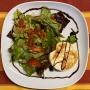 2021 05 05 Gemischter Salat mit Grillcamembert kalt