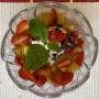 2021 05 20 Erdbeer Rharbarber Kompott mit Eis