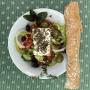 2021 06 02 Griechischer Salat mit Olivenstangerl
