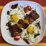 2021 08 17 Bacon und Eggs