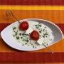 2021 08 21 Kalte Gurkensuppe  mit Tomaten-Feta-Spieß