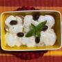 2021 08 22 Tomaten mit überbackenen Mozzarella