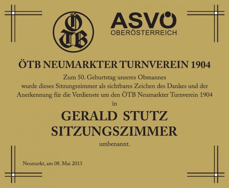 2013 04 30 Gerald Stutz-Sitzungszimmer im Turnerheim