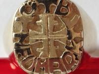 2000 04 13 Ehrenring in Gold von MR Dr Josef Lehner