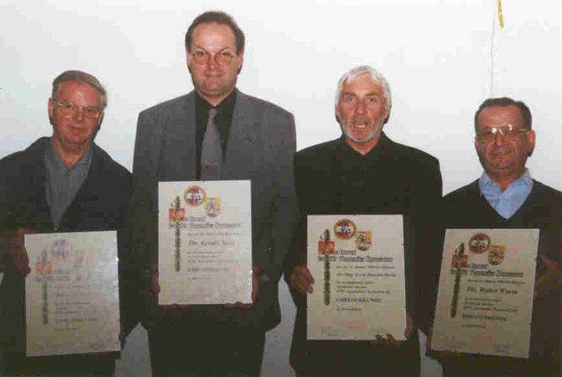 2000 04 13 Ehrenurkunde ÖTB Neumarkter Turnverein