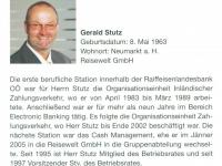 2008 06 25 Ehrenurkunde der Arbeiterkammer OÖ für 25 Jahre RLB OÖ - Bericht Mitarbeiterzeitung