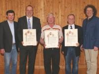 2010 03 25 Ehrenmitglied ÖTB Neumarkter Turnverein bei JHV
