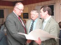 2012 03 20 Ehrenurkunde der ÖVP Kallham beim ÖVP Parteitag in Kallham