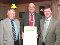 2012 03 20 Goldenes Ehrenzeichen der OÖVP beim ÖVP Parteitag in Kallham