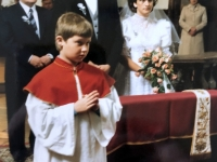1986 05 10 Kirchliche Hochzeit Kallham