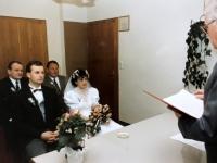 1986 05 10 Standesamtliche Hochzeit Kallham