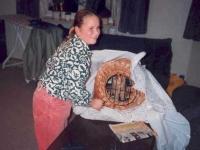 1994 12 24 Weihnachtsgeschenk Garfield