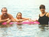 1996 07 30 Urlaub Faakersee Kärnten