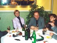 2000 11 09 Weihnachtsausstellung Haderer Stefan beim Wirt am Berg