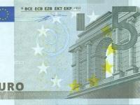 2002 01 01 Erster Euro Geldschein in der Geldtasche_erhalten von Bräuwirt Macala Wolfgang