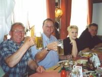 2003 05 17 40 Geburtstag Gerald Familienessen Wastlwirt