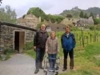 2012 05 17 Muttertagsausflug Wachau Dürnstein