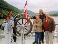 2012 05 17 Muttertagsausflug Wachau Donauschifffahrt