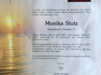 2019 04 08 Sterbeparte Mutti Monika Stutz