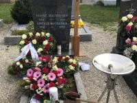 2019 04 13 nach dem Begräbnis Mutti