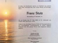 2020 03 27 Parte Papa Franz Stutz