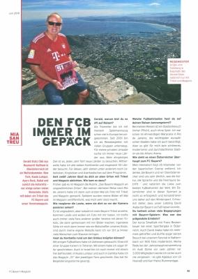 2019 07 10 FCB Magazin Interview über mich