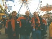 1999 09 28 Oktoberfest München mit Hans Samhaber und Roland Stutz 2