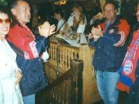 1999 09 28 Oktoberfest München mit Hans Samhaber und Roland Stutz