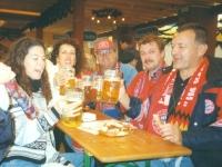 1999 09 28 Oktoberfest München mit Hans Samhaber und Schwester