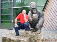 2005 08 20 Besichtigung Allianz Arena mit Ingrid und 4 Tage München