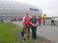 2008 05 17 Meisterschaftsspiel Hera 4_1 FCB Natternbach und Karin