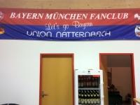 2016 11 14 FC Bayern Natternbach Erste Vorstandssitzung im neuen Vereinslokal im Clubhaus des Sportvereines