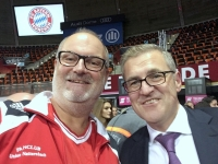 2017 11 24 FCB JHV München Jan Christian Dreesen FCB Vorstand