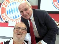 2017 11 24 FCB JHV München Uli Hoeness FCB Präsident