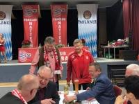 2017 12 03 FCB Fanclub Natternbach Weihnachtsfeier Fachgespräche
