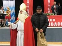2017 12 03 FCB Fanclub Natternbach Weihnachtsfeier Nikolaus ist da