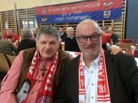 2017 12 03 FCB Fanclub Natternbach Weihnachtsfeier mit Ferdinand Milo Milanovich