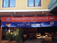 2014 07 03 Jubiläumsfeier 25 Jahre Fanclub Vorstand und Gründungsmitglieder