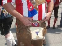 Gerald Stutz ist stets bereit für den FC Bayern