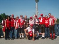 Gruppenfoto im Olypiapark