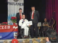 Ehrenmitgliedschaft für Walter Ablinger