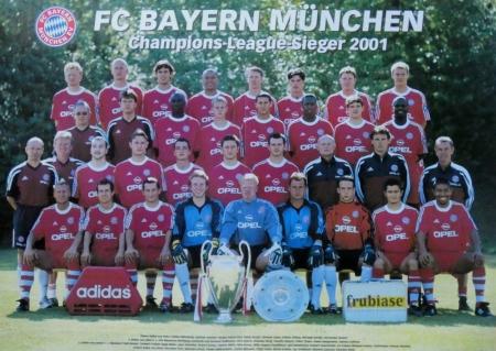 2001 08 04 Champions League Sieger 2001