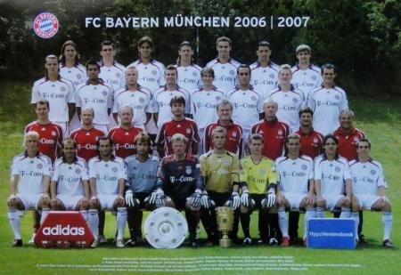 2006 08 11 Mannschaftsfoto 2006 2007