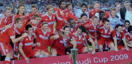 2009 07 30 Audi Cup Sieger 2009