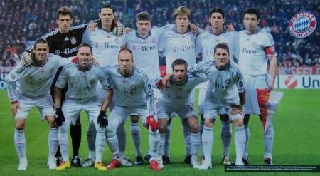 2010 02 17 Champions League Spiel gegen AC Florenz