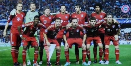 2012 11 20 Champions League Spiel gegen Valencia
