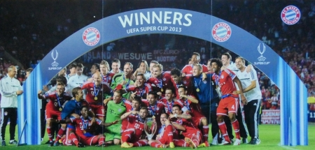 2013 08 30 UEFA Super Cup Sieger 2013