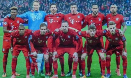 2016 03 18 Champions League Spiel gegen Juventus Turin